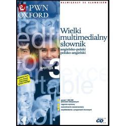 WIELKI MULTIMEDIALNY SŁOWNIK ANGIELSKO-POLSKI POLSKO-ANGIELSKI