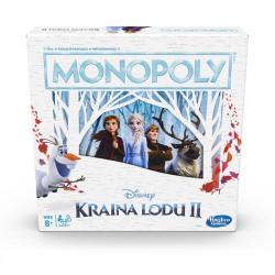 MONOPOLY KRAINA LODY GRA PLANSZOWA 8+
