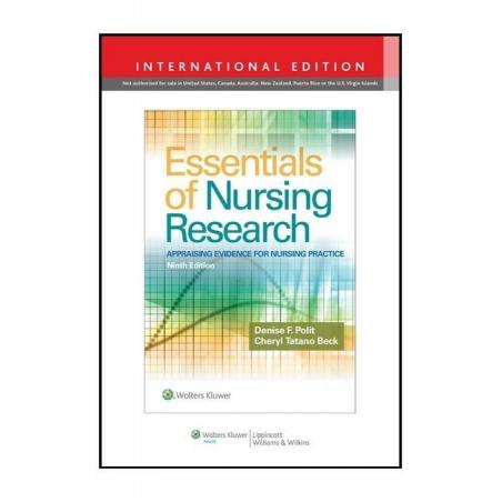 ESSENTIALS OF NURSING RESEARCH Denise F. Polit, Cheryl Tatano Beck
