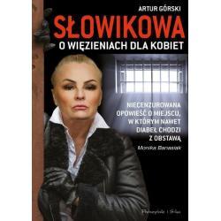 SŁOWIKOWA O WIĘZIENIACH DLA KOBIET Monika Banasiak