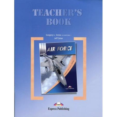 CAREER PATHS AIR FORCE TEACHERS BOOK Gregoey L. Gross