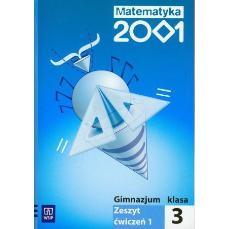 MATEMATYKA 2001 ZESZYT ĆWICZEŃ 1 KLASA 3 Anna Dubiecka