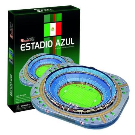 STADION ESTADIO AZULO PUZZLE 3D 92 ELEMENTY