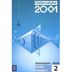 MATEMATYKA 2001 ZESZYT ĆWICZEŃ 2