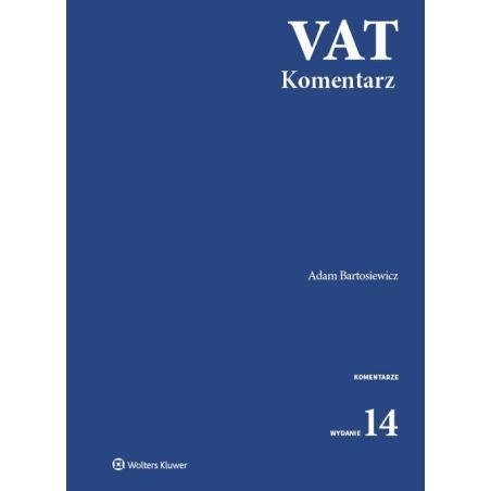 VAT KOMENTARZ Adam Bartosiewicz