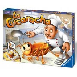 LA CUCARACHA + ROBOT HEXBUG NANO GRA ZRĘCZNOŚCIOWA 5+