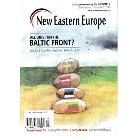 NEW EASTERN EUROPE 1/2015