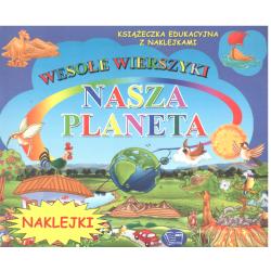NASZA PLANETA WESOŁE WIERSZYKI Krystyna Pawliszak