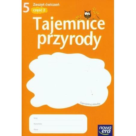 TAJEMNICE PRZYRODY 5 ZESZYT ĆWICZEŃ 2 Joanna Stawarz, Teresa Paczkowska, Dominik Marszał