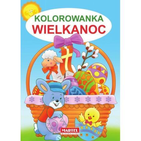 WIELKANOC KOLOROWANKA Jarosław Żukowski