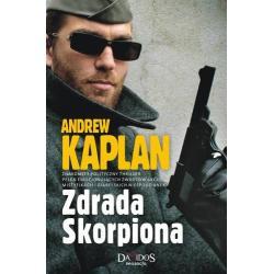 ZDRADA SKORPIONA Kaplan Andrew