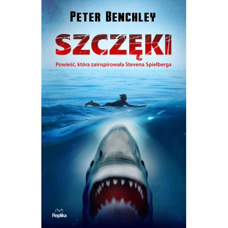 SZCZĘKI Peter Benchley