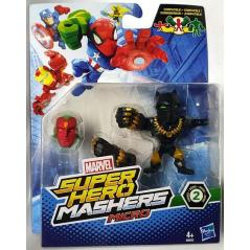 FIGURKA BLACK PANTHER SUPER HERO MASHERS AVENGERS MARVEL 4+