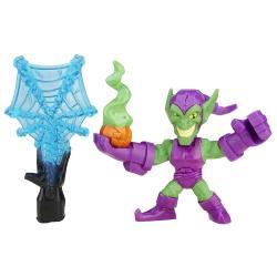 FIGURKA GREEN GOBLIN SUPER HERO MASHERS AVENGERS MARVEL 4+