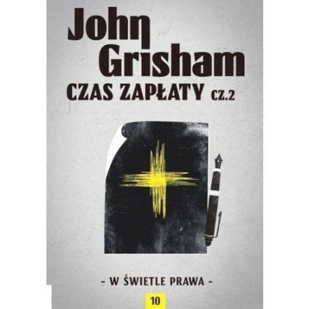 CZAS ZAPŁATY 2 John Grisham