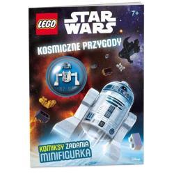LEGO STAR WARS KOSMICZNE PRZYGODY + MINIFIGURKA 7+