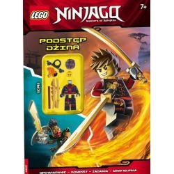 LEGO NINJAGO PODSTĘP DŻINA + FIGURKA LNC 11