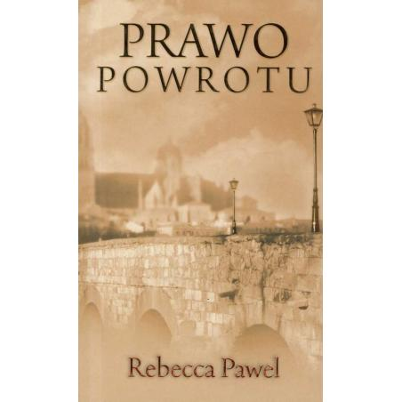 PRAWO POWROTU Rebecca Pawel