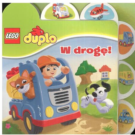 LEGO DUPLO W DROGĘ 2+