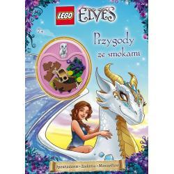 LEGO ELVES PRZYGODY ZE SMOKAMI + FIGURKA LNC-502