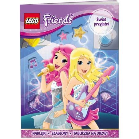ŚWIAT PRZYJAŹNI LEGO FRIENDS 5+