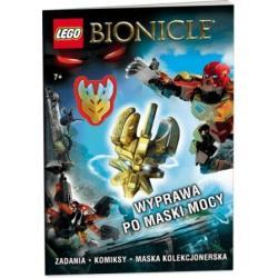 LEGO BIONICLE. WYPRAWA PO MASKI MOCY+ MASKA KOLEKCJONERSKA LNC-250
