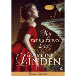 MÓJ RAZ NA ZAWSZE KSIĄŻĘ GRZESZNE ZAKŁADY 1 Caroline Linden