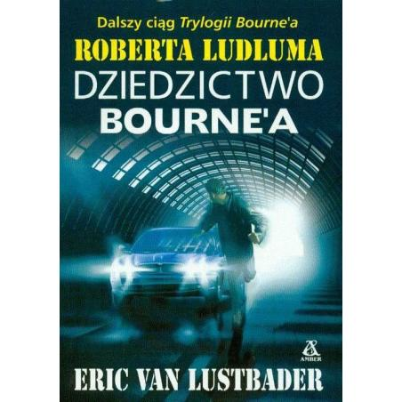 DZIEDZICTWO BOURNEA Eric Von Lustbader