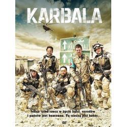 KARBALA KSIĄŻKA + DVD PL