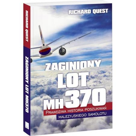 ZAGINIONY LOT MH370 Richard Quest