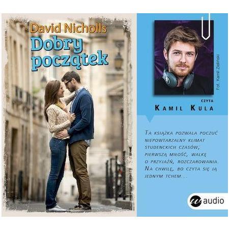 DOBRY POCZĄTEK AUDIOBOOK CD MP3 PL