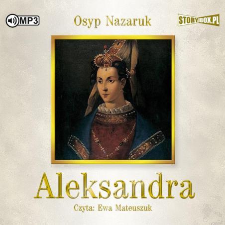 ALEKSANDRA AUDIOBOOK CD MP3 PL