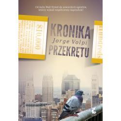 KRONIKA PRZEKRĘTU Joanna J. Volpi