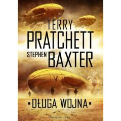 DŁUGA WOJNA Stephen Baxter, Terry Pratchett