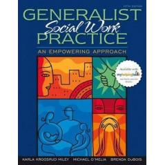 GENERALIST PRACTICE AN EMPOWERING APPROACH