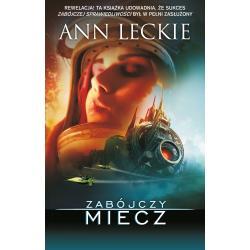 ZABÓJCZY MIECZ Ann Leckie