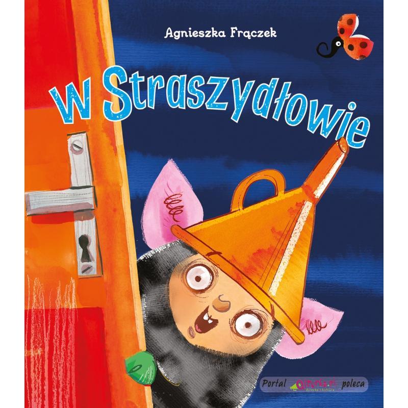 W Straszydłowie Agnieszka Frączek Skladnicaksiegarskapl