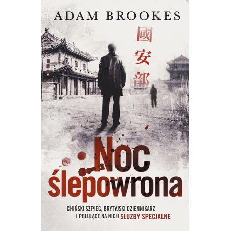 NOC ŚLEPOWRONA Adam Brookes