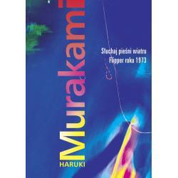 SŁUCHAJ PIEŚNI WIATRU | FLIPPER ROKU 1973 Haruki Murakami