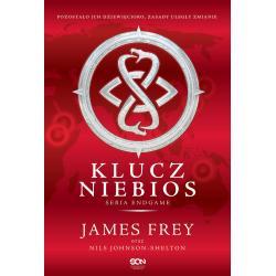 ENDGAME KLUCZ NIEBIOS James Frey