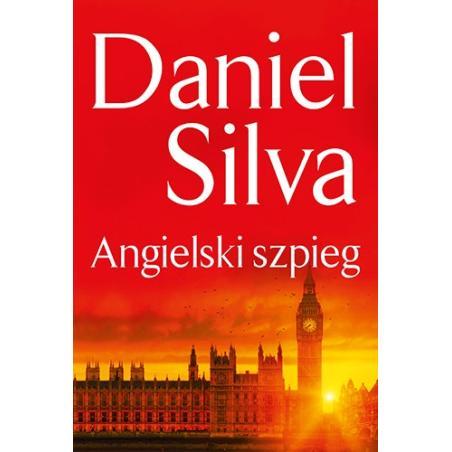 ANGIELSKI SZPIEG Daniel Silva