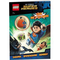 LEGO SUPER HEROES LIGA NIE Z TEJ ZIEMI! + FIGURKA LNC 450