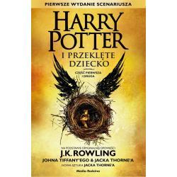 HARRY POTTER I PRZEKLĘTE DZIECKO Joanne K.Rowling
