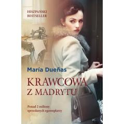 KRAWCOWA Z MADRYTU Maria Duenas