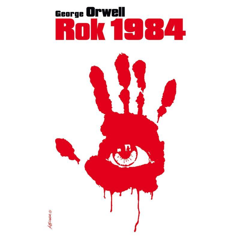 ROK 1984 Orwell George