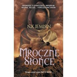 MROCZNE SŁOŃCE N.K. Jemisin