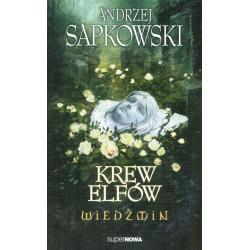 KREW ELFÓW WIEDŹMIN Andrzej Sapkowski