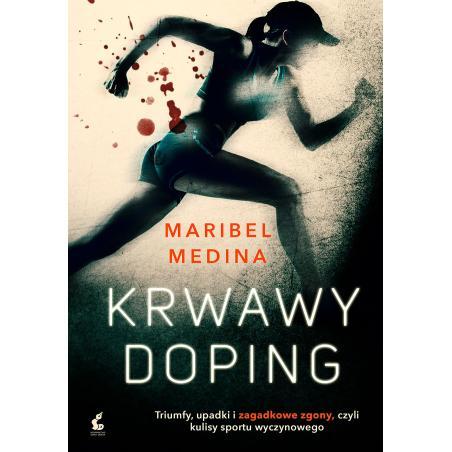 KRWAWY DOPING Maribel Medina