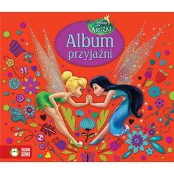 ALBUM PRZYJAŹNI WRÓŻKI Skórzewska Agnieszka