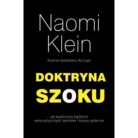 DOKTRYNA SZOKU Naomi Klein